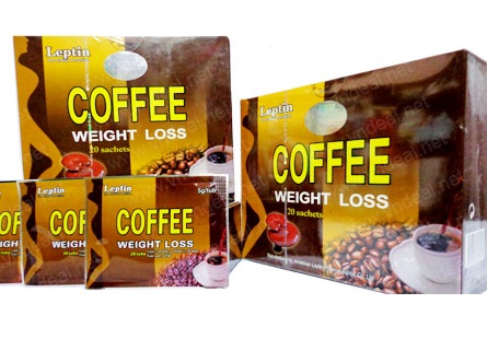 Cafe giảm cân Leptin