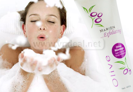 Sữa tắm Olive Marion