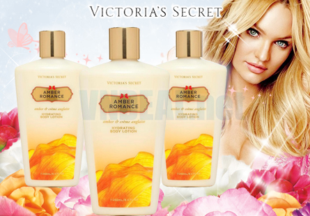 Lotion dưỡng body Victoria Secret Amber Romance
