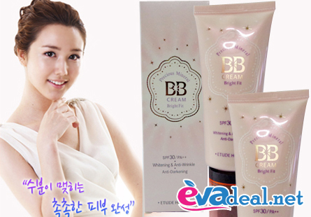 Kem nền BB Bright Fit SPF+