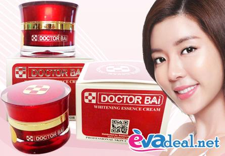 Kem dưỡng trắng Doctor Bai