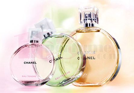 Bộ 3 Chanel Chance 35ml