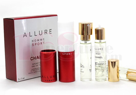 Bộ 3 Chanel Allure White