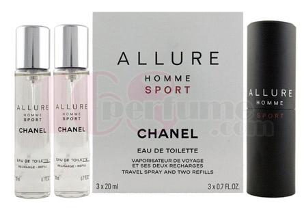 Bộ 3 Chanel Allure Black