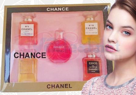 Bộ 5 nước hoa Chanel