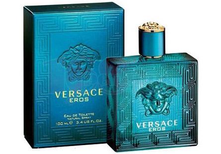 Versace Eros Blue