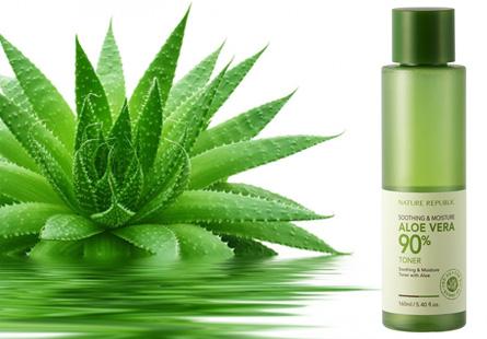 Nước tẩy trang Aloe nha đam