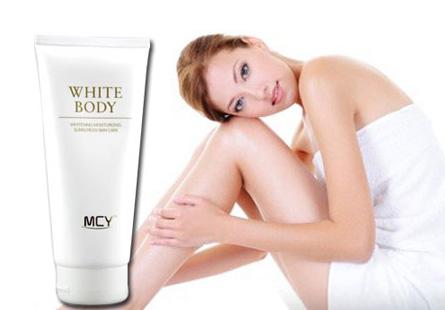 Kem dưỡng trắng body MCY, BoShop
