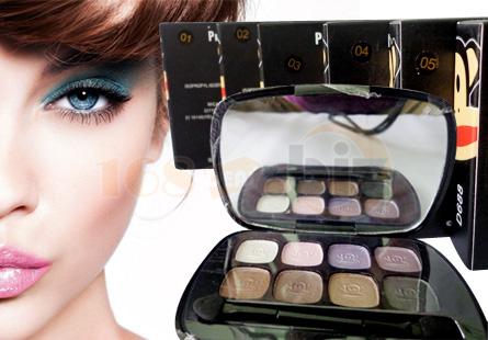 Bộ Kit 8 màu mắt Paul Frank