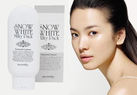 Kem dưỡng trắng toàn thân Snow White 200gr