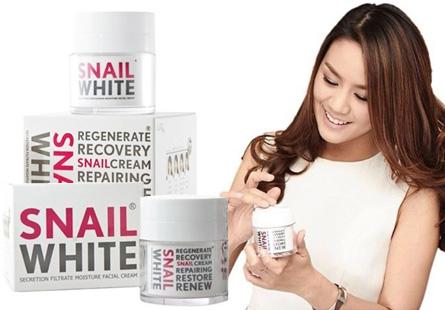 Kem dưỡng trắng toàn thân Snail White New
