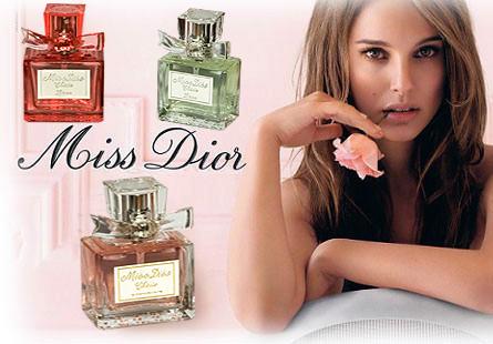 Bộ 03 nước hoa Miss Dior 15ml