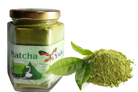 Bột trà xanh Matcha Yuki