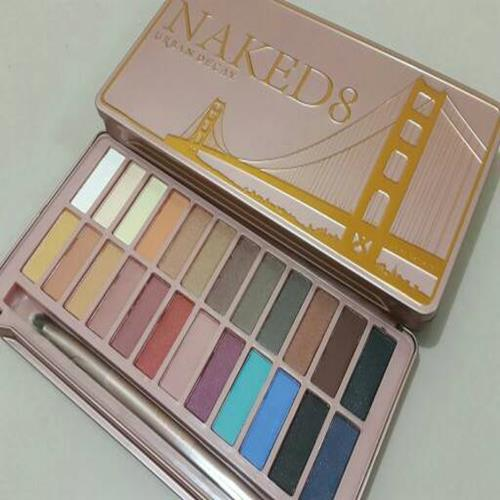 Phấn mắt Naked 8