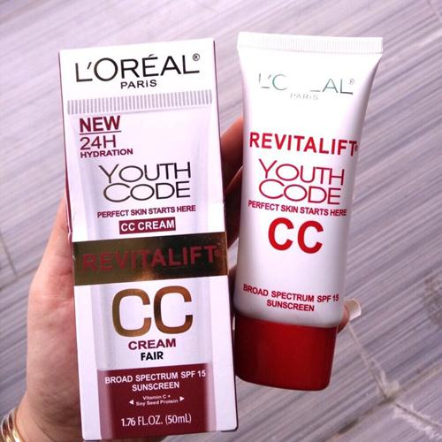 BB Cream Youth Code Loreal