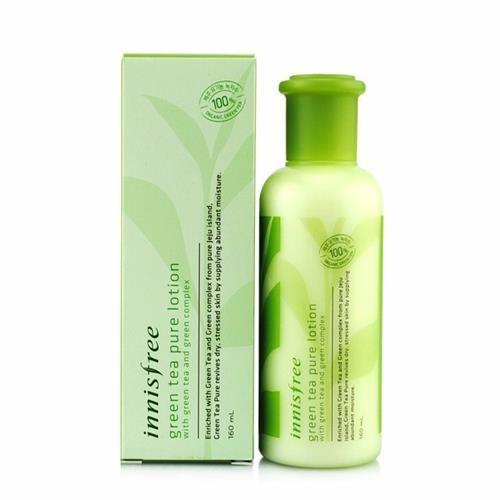 Sữa dưỡng Green Tea Pure Lotion Innisfree
