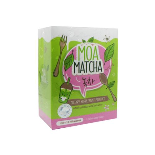 Trà xanh giảm cân Moa Matcha