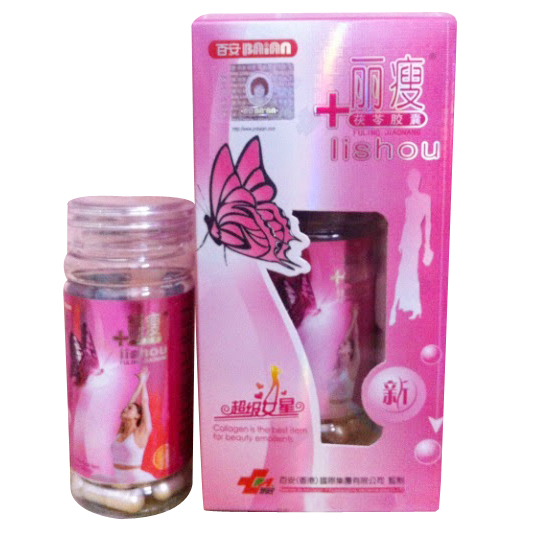 Thuốc giảm cân Lishou Hồng