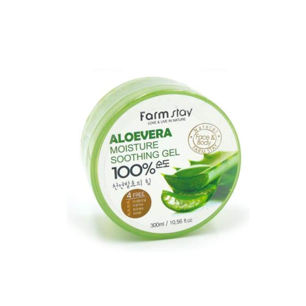 Gel lô hội Aloe Vera 100% Farm Stay