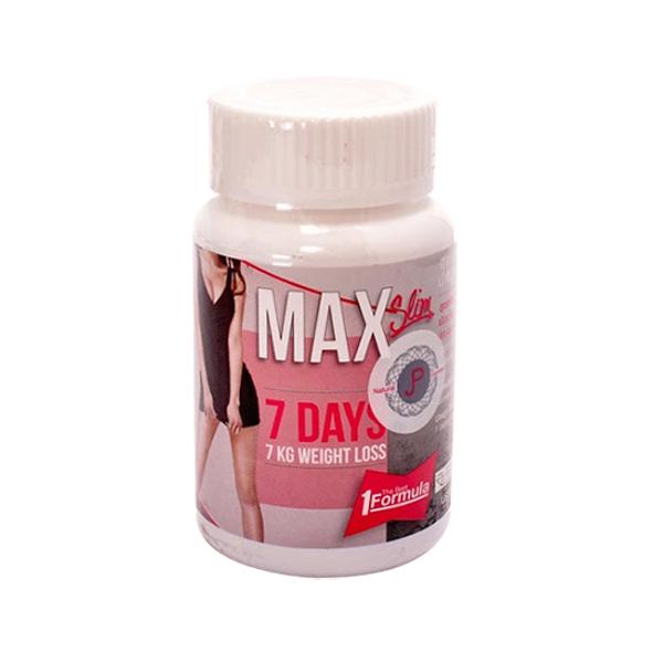 Viên uống giảm cân Max Slim 7 Days